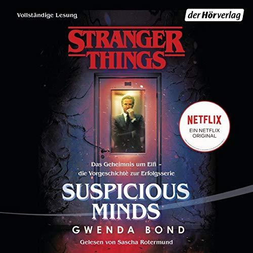 Stranger Things - Suspicious Minds. Das Geheimnis um Elfi  By  cover art
