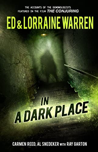 In a Dark Place Ed Lorraine Warren Book 4 product image