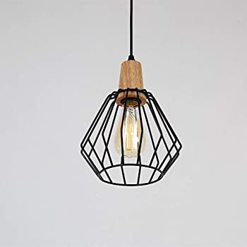 Lustre Suspensions en forme de cube, Suspension Luminaire