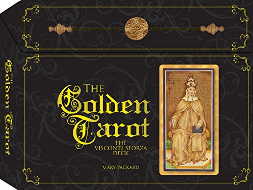 Golden Tarot: The Visconti-Sforza Deck