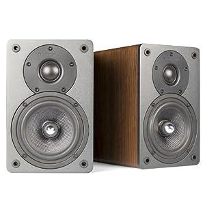 Cambridge Audio S20 Speakers - Dark Oak (Pair)