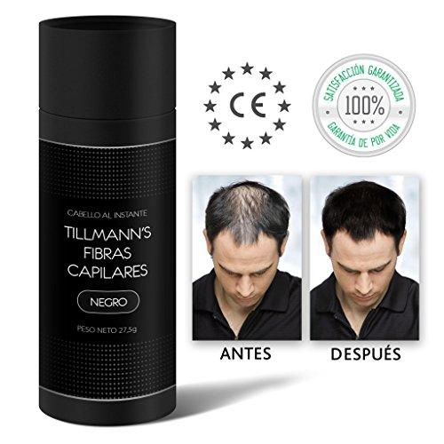 Tillmann's® Fibras Capilares Negro 27
