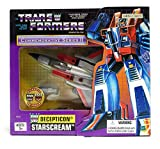 Transformer G1 Commemorative Series II STARSCREAM Reissue