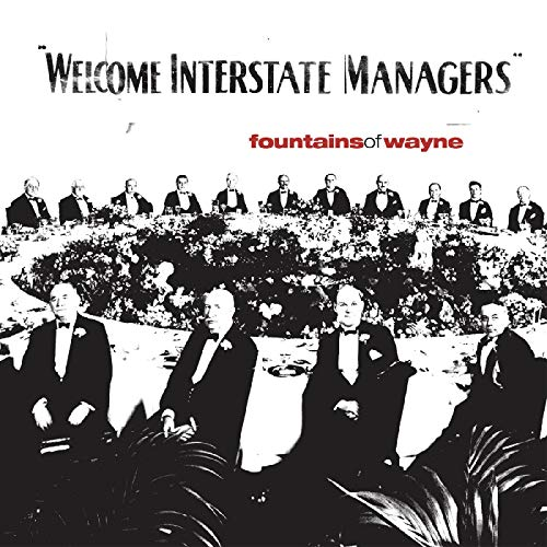 Welcome Interstate Managers (Gatefold LP Jacket, Limited Edition, Colored Vinyl, Red)