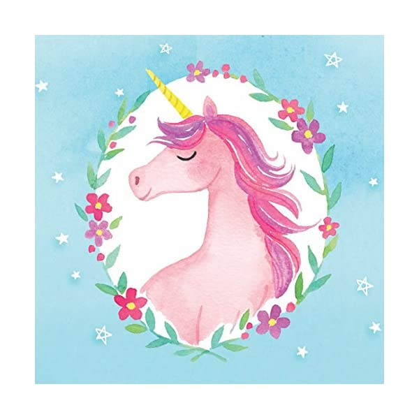 Jewelkeeper Musical Jewelry Box, Unicorn Rainbow Design with Pullout Drawer, The Unicorn Tune 8