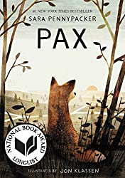 Pax By Sara Pennypacker Is A Lovely Book Peter Rescued When He Was Small Fox Cub And The Two Are Inseparable One Day Peters Father Enlists In