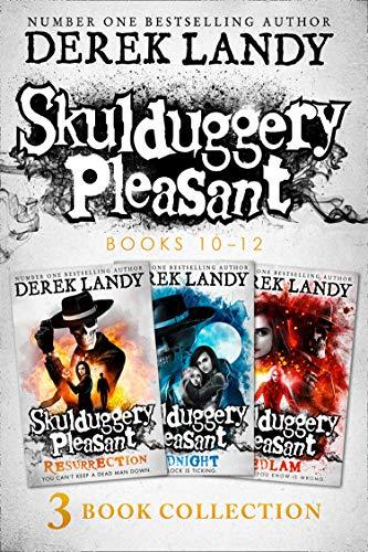 Skulduggery Pleasant: Books 10 - 12 (English Edition)