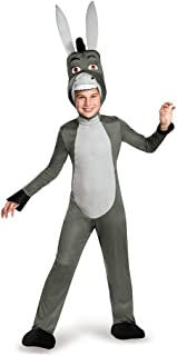 Donkey Deluxe Costume, Small (4-6)
