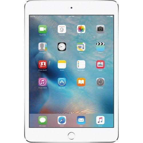 Apple iPad mini 4 64GB (Wi-Fi) 7.9-Inch iOS Tablet - Silver (Renewed)