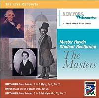 Masters: Master Haydn Student Beethoven