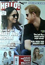 Hello Magazine 9 October 2017: Harry and Meghan