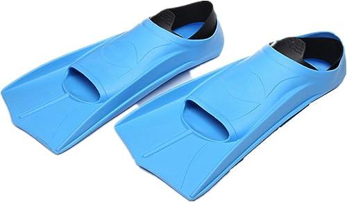 Liergou-Diving accessories Palmes de plongée Ailerons de plongée de Natation pour la Natation, la plongée en apnée, l'activité Aquatique (Taille   L(41-42))