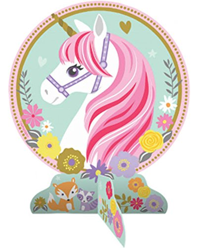 Magical Unicorn Table Centerpiece