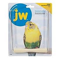 小鳥用 ブランコ型 爪とぎサンドパーチ スモールサイズ