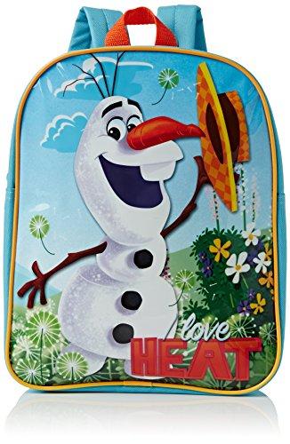 Disney Frozen Kinderrucksack, 6 Liter, blau