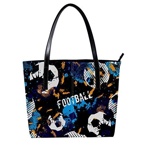 Sac à main rétro High Sense Texture Petit sac à main pour femme 2021 Portable Polyvalent Sac à bandoulière Grunge Football