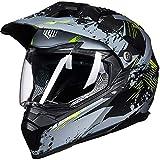ILM Off-Road Motorcycle Dual Sport Helmet