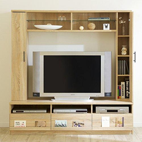smart-i『ハイタイプテレビボードCHIUDE(キューデ)』