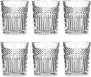 Libbey - Radiant - Whiskyglas, Wasserglas, Saftglas - Transparent - 6 Stück - 350 ml