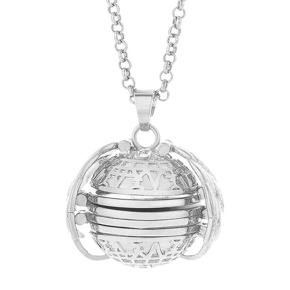 Cathy Clara 2PC Fashion Jewelry Expanding Photo Locket Necklace Pendant Angel Wings Gift Jewelry Decoration Birthday Gift