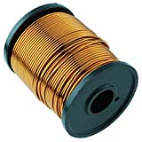 16 <span class='highlight'><span class='highlight'>SWG</span></span> 1.63mm Enamelled Copper Wire Reel 500g Solderable