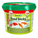 Tetra Pond Sticks Complete 10l + 20% Free