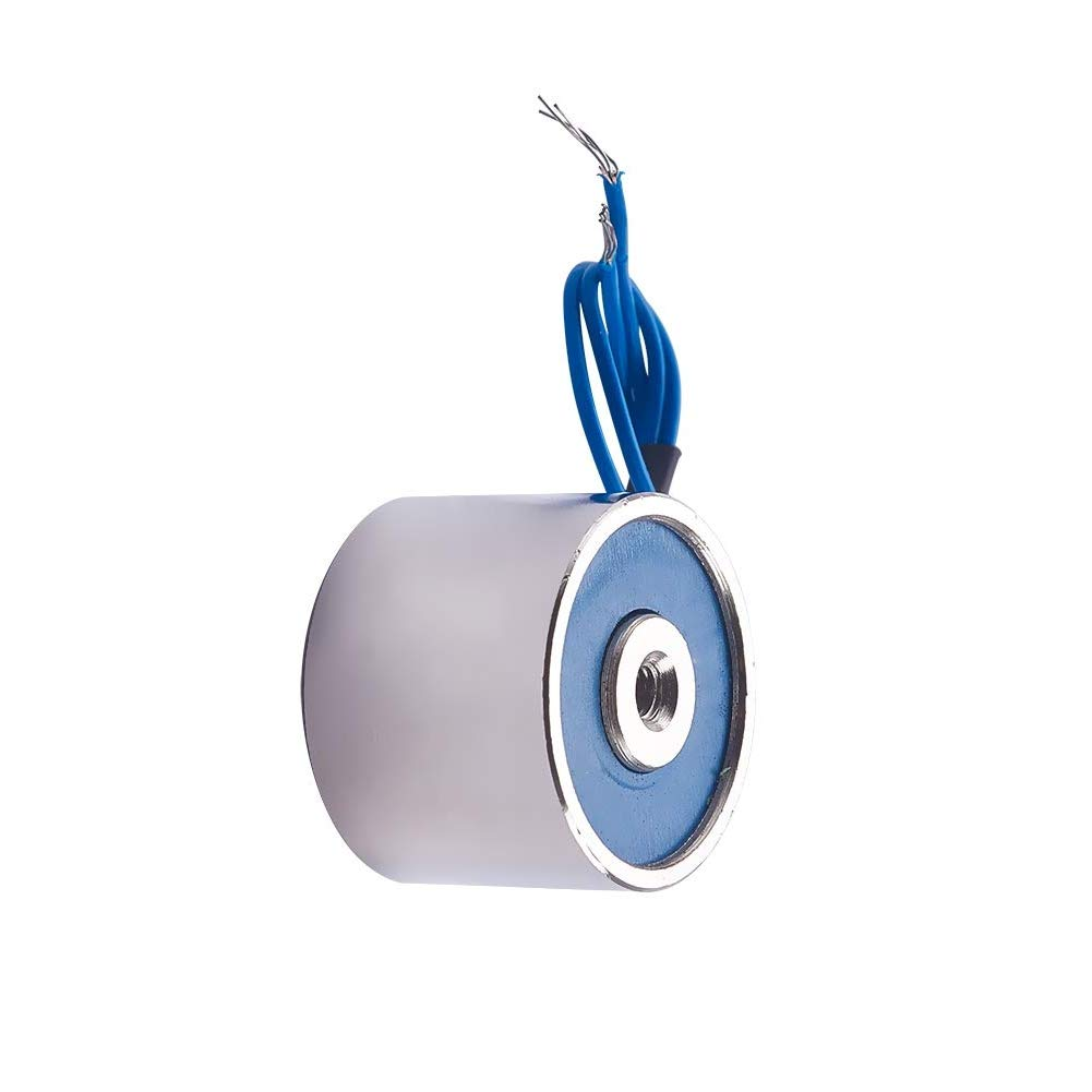 Heyiarbeit DC 6V 0.96W 5.5LB Electric Lifting Magnet Solenoid Ci