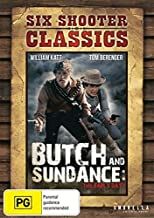 Six Shooter Classics: Butch and Sundance - The Early Days [Region 4]