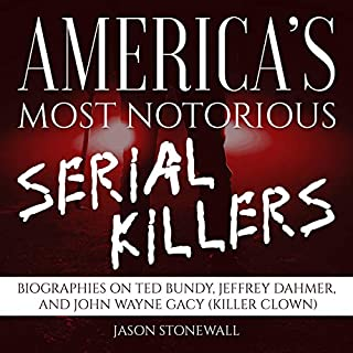 America's Most Notorious Serial Killers cover art