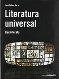 Literatura universal: Bachillerato (Programa Lengua Viva) - 9788480639866