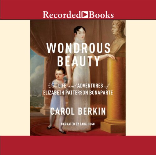 Wondrous Beauty audiobook cover art