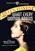 What Every Woman Knows [DVD]