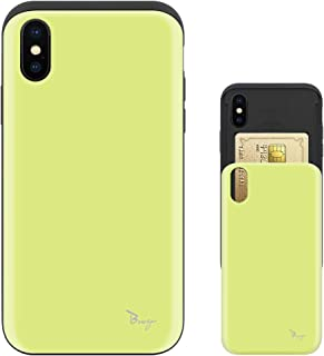 iPhone11 ケース アイフォン11 カバー iphone 11 TPU バンパー Bumper 耐衝撃 カード入れ マット加工 ワイヤレス充電対応 スマホケース 擦り傷防止 保護フィルム Breeze 3DP 正規品 [I11JP210BN]