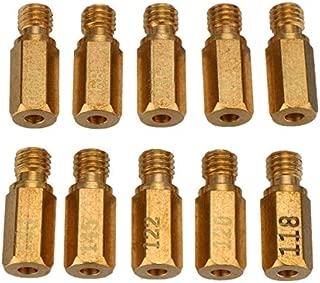 Repuesto Carburador 12/mm para Peugeot Ludix 50/Snake Naked Ludix 2/50/Urban Track 2takt Ludix 2/50/Trend