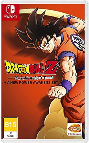 Dragon Ball Z: Kakarot + A New Power Awakes Set - Nintendo Switch