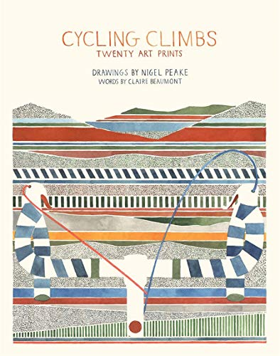 Cycling Climbs: Twenty Art Prints