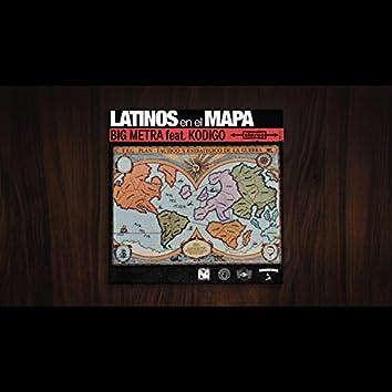 Latinos en el Mapa (feat. Kodigo)