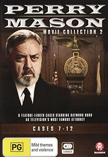 Perry Mason - Movie Collection 2 [Cases 7-12]