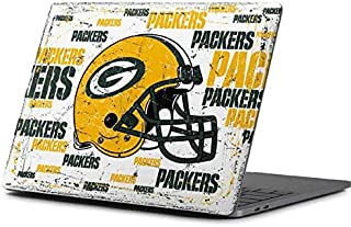 Skinit Decal Laptop Skin for MacBook Pro 13-inch (2016-17) - Officially Licensed NFL Green Bay Packers - Blast Design