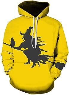 Yd-zx Unisex Casual/Street Chic Hoodie - Color Block / 3D / Cartoon Pullover Sweatshirt Hoodie Sweater