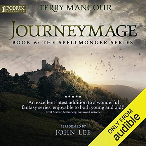 Journeymage cover art