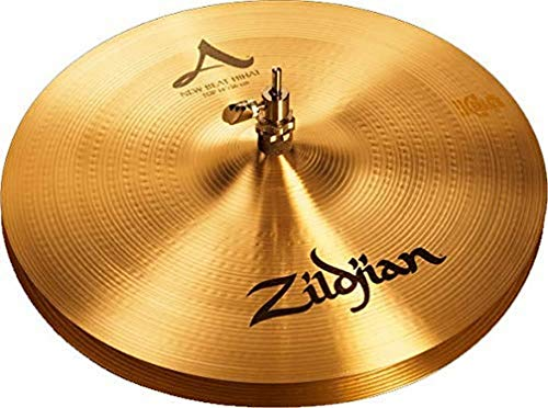 Zildjian A0134 New Beat Hihat Top Piatto 14'