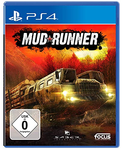 MudRunner - [PlayStation 4]