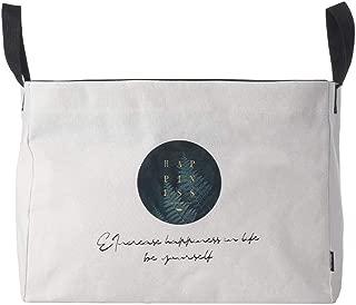 ランドリーバスケット 洗濯ボックス 収納ボックス [39(L)*26(W)*28(H) cm] 収納バッグ 袋 おしゃれなインテリア雑貨 防水取っ手付き 折りたたみ 洗濯物入れ 折り畳み式 撥水加工 容量81L 耐荷重15KG 収納袋(長方形)