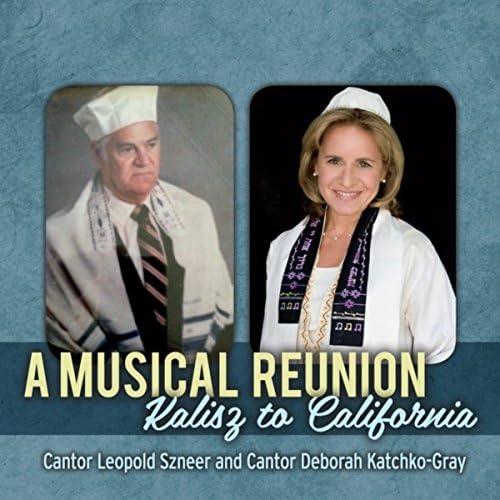 Cantor Leopold Szneer & Cantor Deborah Katchko-Gray