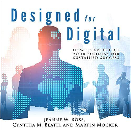 Designed for Digital audiobook cover art