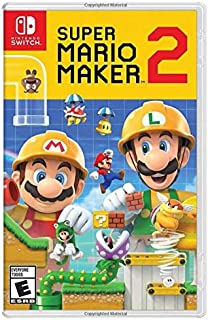 SUPER MARIO MAKER 2:: OFFICIAL GAME GUIDE WITH CO PLAYER AND ONLINE MULTIPLAYER