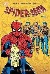 Amazing Spider-Man - L'intégrale 1986 (T44) de Tom DeFalco