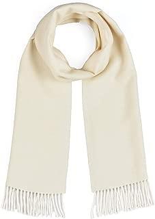 red wool scarves