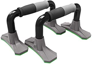 Pushup Bars Stands with Slip-Resistant and Comfort Foam Grip Providing The Best Safe Push Up Exercise – Perfect for Home,G...